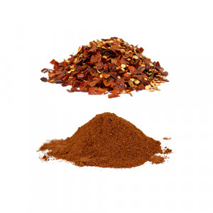 Crushed and Powder Chillies