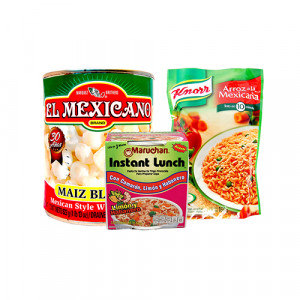 Rice and Soups