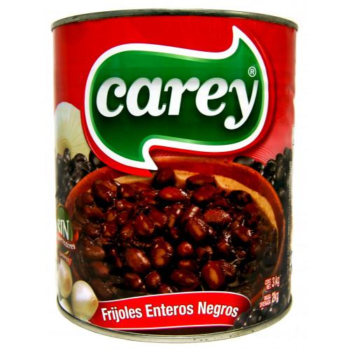 Carey Black Beans Whole 6x3kg Case
