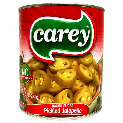 Carey Jalapeno Nacho slices 2.8kg