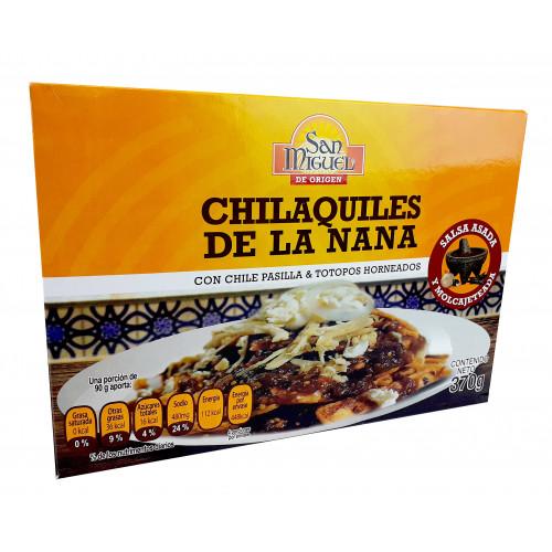 San Miguel Chilaquiles De La Nana 12 x 370g