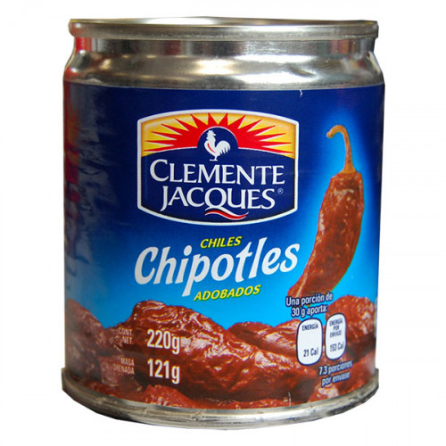 Clemente Jacques Chipotle in Adobo 210g