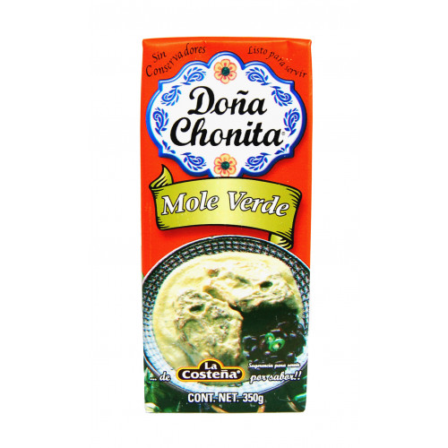 Dona Chonita Verde Mole 350g