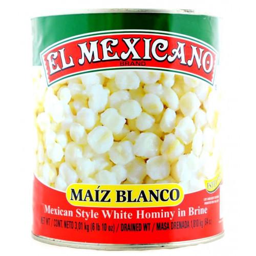 El Mexicano Pozole 6x3kg Case