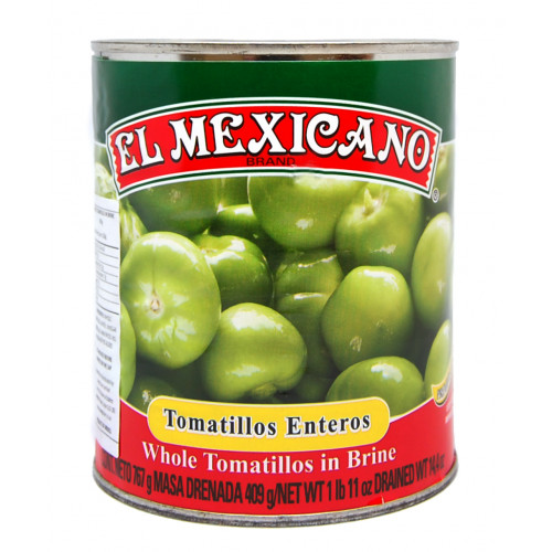 El Mexicano Tomatillo Whole 767g