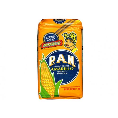 Harina Pan Amarilla 10x1kg Case