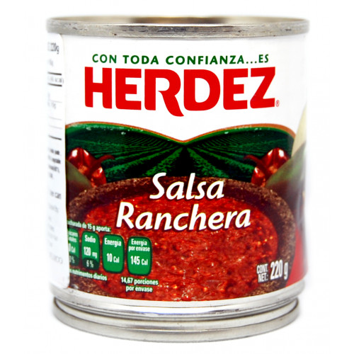 Herdez Ranchera Salsa 220g