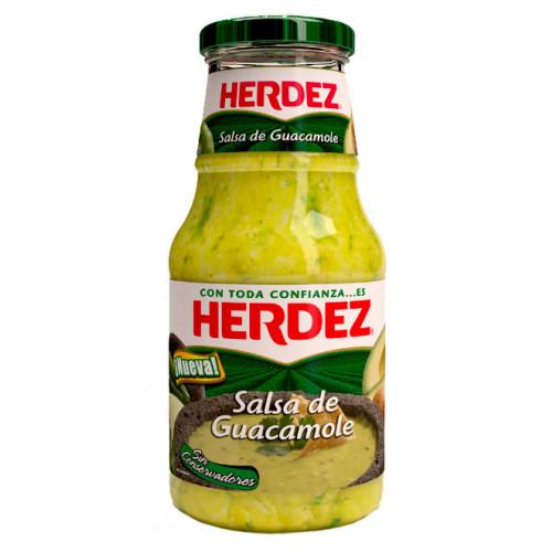 Herdez Salsa Verde with Avocado 240g