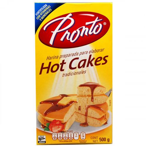 Pronto Hot Cake Mix 12x500g Case