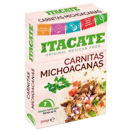 Itacate Carnitas Michoacanas 300g