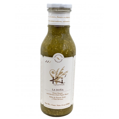 Ki Gourmet Green with Chilli La Dona 380g