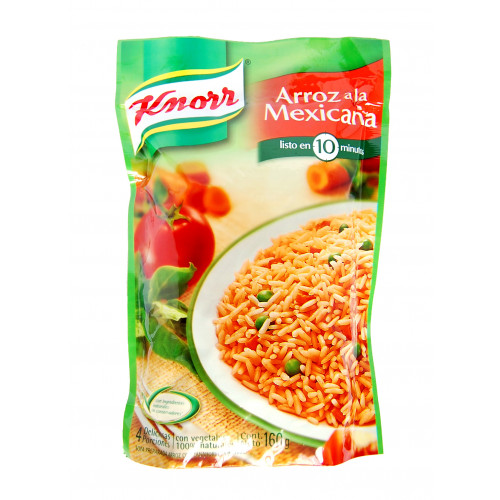 Knorr Mexican Style Rice 160g