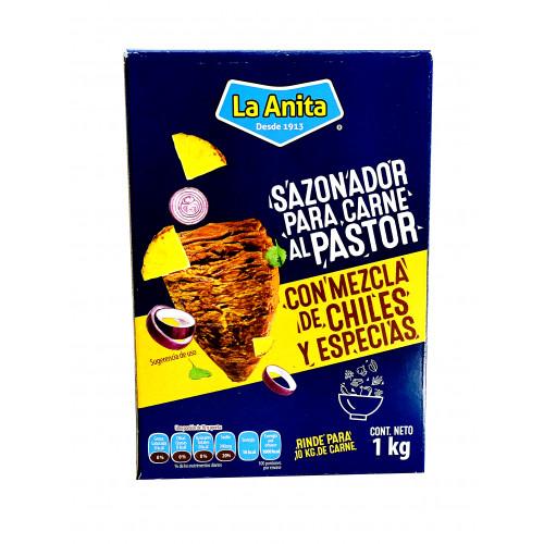 La Anita Pastor Paste 12 x 1kg Case