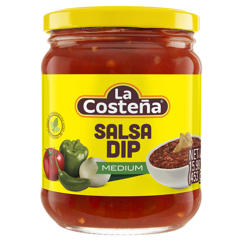 La Costena Salsa Dip Regular 453g