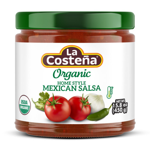 La Costena Salsa Casera Organic 450g