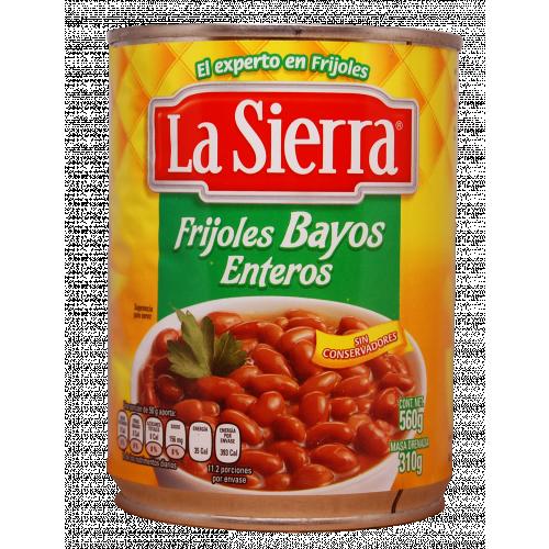 La Sierra Pinto Beans Whole 12x560g Case