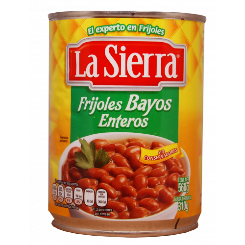 La Sierra Pinto Beans Whole 560g