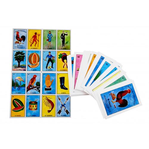 Loteria Game Set