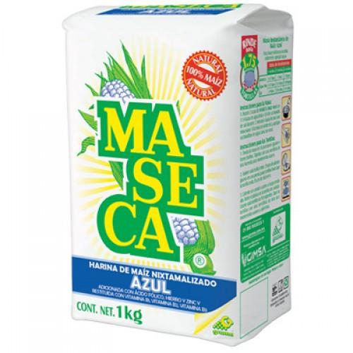 Maseca Blue 10x1kg Case