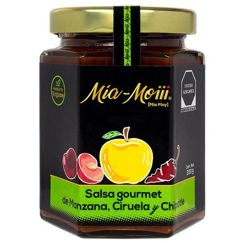 Mia Moiii Apple Plum Chipotle Sauce 12 x 200g