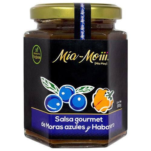 Mia Moiii Blueberry Habanero Sauce 200g