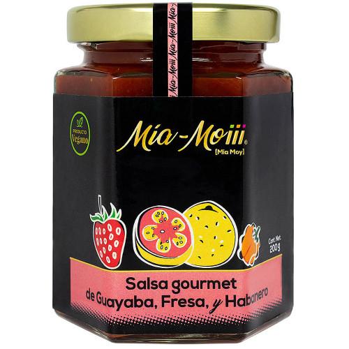 Mia Moiii Strawberry Guava Habanero Sauce 200g