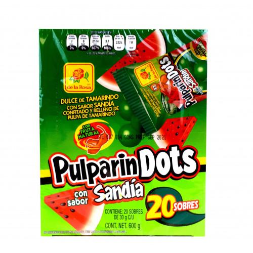 Pulparindots Watermelon 600g