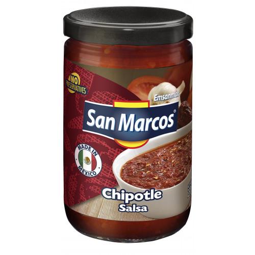San Marcos Chipotle Salsa 6x230g Case