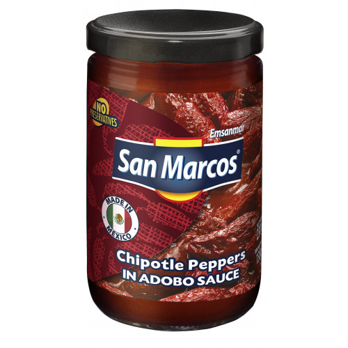 San Marcos Chipotle in Adobo 230g