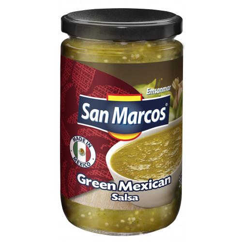 San Marcos Salsa Verde 6x230g Case