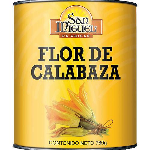 San Miguel Flor de Calabaza 780g