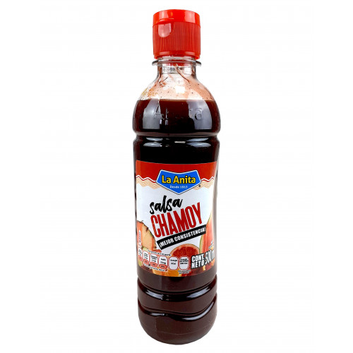 La Anita Chamoy Sweet Sauce 24 x 500g