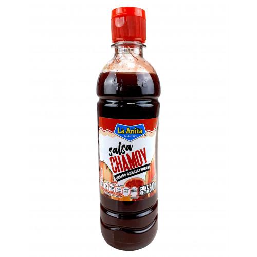 La Anita Chamoy Sweet Sauce 500g