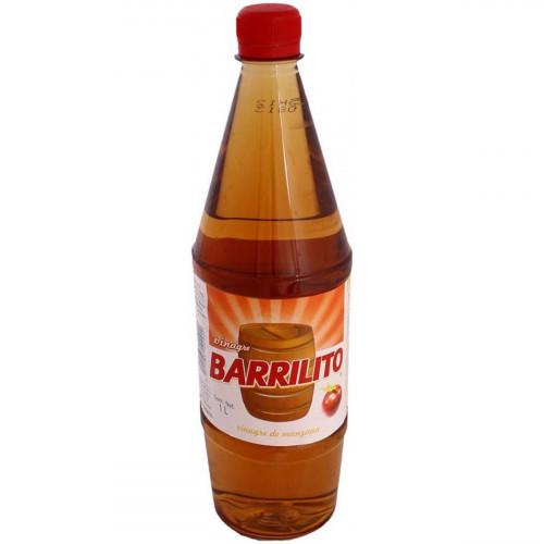 El Barrilito Apple Vinegar 750ml