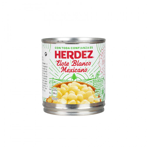 Herdez White Corn 200g
